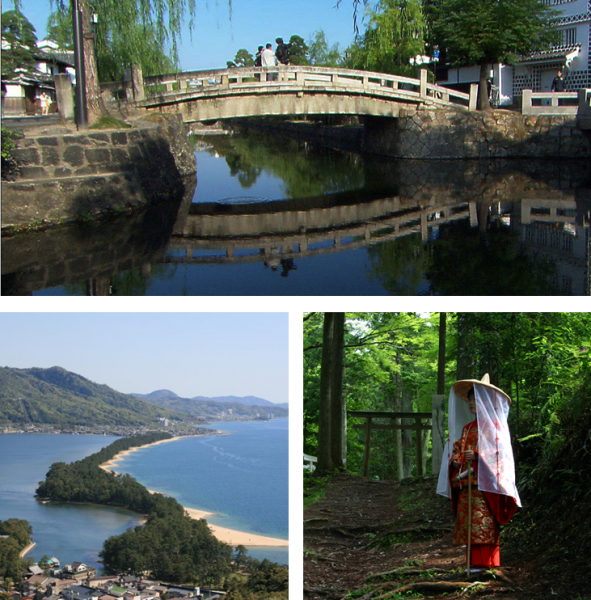 Enjoy the Famous Sightseeing Spots in the Whole Area! JR West